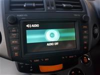 Sistem interaktiv Toyota Rav 4 06-13