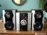 Manjetofon sony rg333 500watt