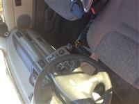 Land rover gas benzin