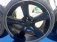 Disqe Audi Gmp itali mat black. R 19.