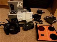 kamerën Pentax K1