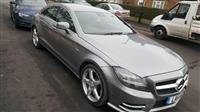 Mercedes Cls 350 benzin