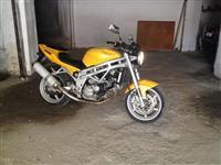 Motorr Suzuki 650
