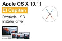 Mac OS X El Capitan 10.11 USB Bootable