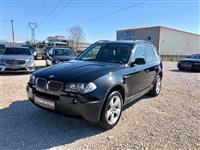 BMW X3 3.0 d -4X4- -Sportpaket-