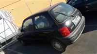 Vendo auto nissan Micra