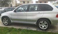 BMW X5 AUTOMAT 3000 NAFTE