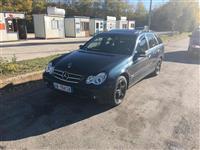 Mercedes benz c180compresor