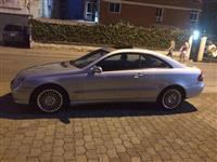 Shes Mercedes Benz CLK 270 Avantgarde 2004 Nafte
