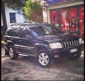 Jeep Grand Cheeroke