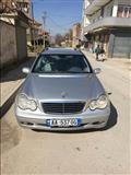 Mercedes C200 benzin+gaz