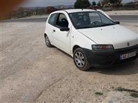 Fiat Punto nafte
