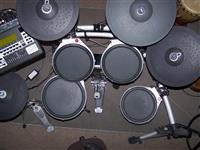 Bateri Yamaha DTXtreme 3 hd sampler