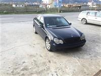 Mercedes C220 cdi nafte 02