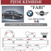 Pjese Kembimi Fabi BMW&Minicooper