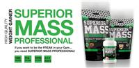 SUPERIOR MASS PROFESSIONAL 4.5kg