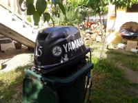 Sanall+motor yamaha 15 4 kohesh + letra skafi