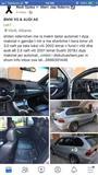 BMW X5 & AUDI A6 shiten t dyja ose nderrohen