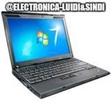 "Laptop Lenovo ThinkPad X201 12.1"" Notebook Compute"