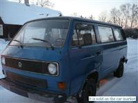Wolsvagen transporter 1984 origjinal