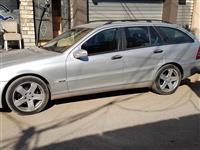 Shitet makine Mercedes C200 , 3800 Euro