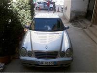 Mercedes Benz E270 ose nderrohet