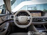 Nderrim krahu drejtimi Mercedes Benz