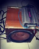 Amplifgator MAJESTIC 160W
