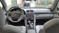Mercedes CLK 200 benzin+gaz -98