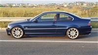 BMW 323ci benzine gaz