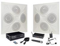 Sisteme audio per lokale 6 bokse