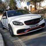Mercedes-Benz E63s///AMG///fund 2014///Supercar///