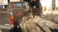 Nissan king cab 4x4