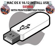 Mac OS X SIERRA 10.12 USB Bootable