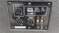 Subwoofer passiv 18 inch 1200 watt