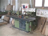 Makina per prodhimin e dritareve nga druri