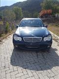 Mercedes Benz C203 220 cdi 2005