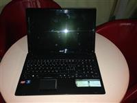 Laptop asus 320 gb