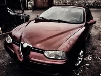 Alfa Romeo 156 2.4 turbo interkuller