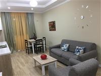 Jepet me qera apartament i ri, 2+1, i mobiluar