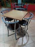 Karrike dhe tavolin