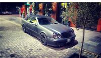 Mercedes Clk 200 Gaz Benzin