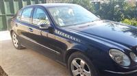 Okazion per pak dit Mercedes E270 avantgarde -03