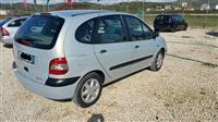 Renault Scenic benzin+gaz