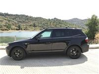 BMW X3 3.0i Look M