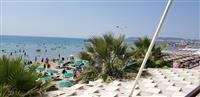 Super apart 2+1 plazh Iliria Durres pamje nga deti