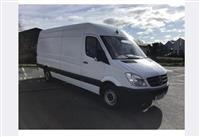 Mercedes benz sprinter 310