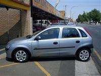 Opel Corsa 1.7 nafte, me letra