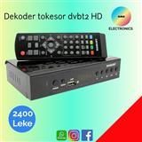 Dekoder tokesore DVBT2 HD