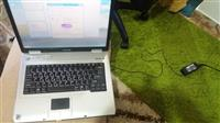 Shitet laptop Toshiba,